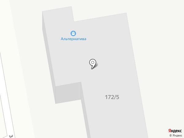 WOODEM на карте Краснодара