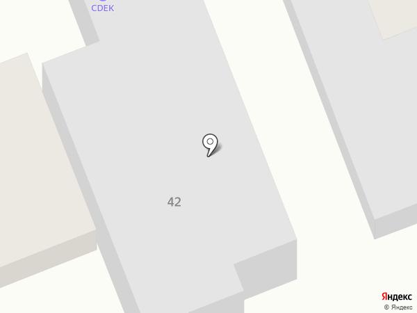 Идея на карте Краснодара