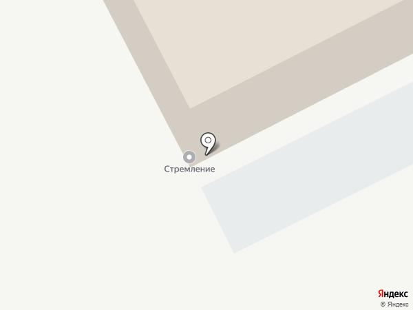 Спецэффект на карте Краснодара