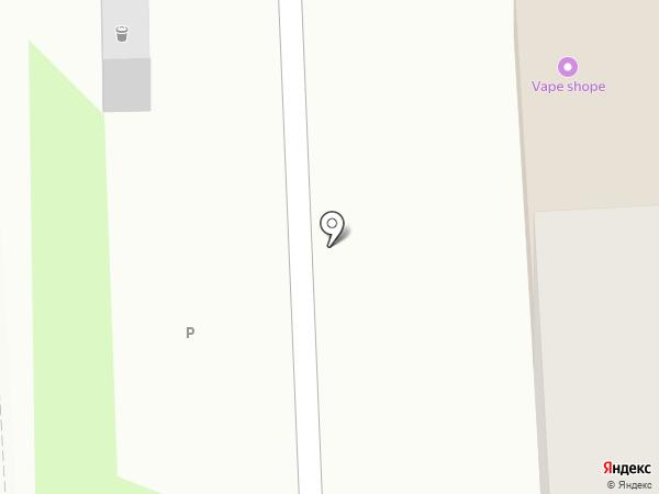 Гирос Барбос на карте Краснодара