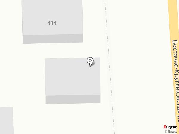 МУЛЬТИПОЛИС на карте Краснодара
