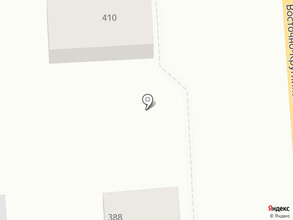 GOPARTS на карте Краснодара