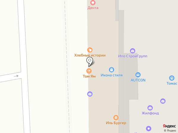 Oliva на карте Краснодара