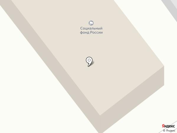 Управление Пенсионного фонда РФ по Семилукскому району Воронежской области на карте Семилуков