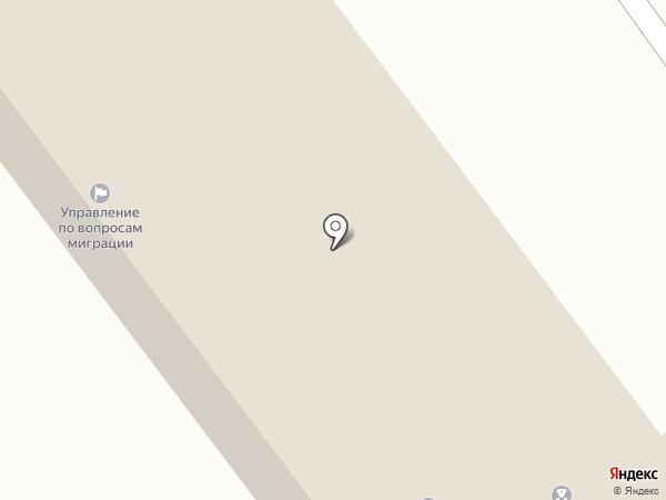 Отдел МВД России по Семилукскому району на карте Семилуков
