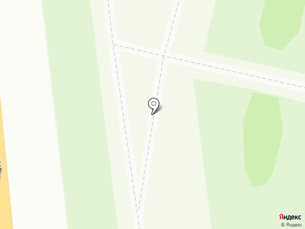 Красный кут на карте Краснодара