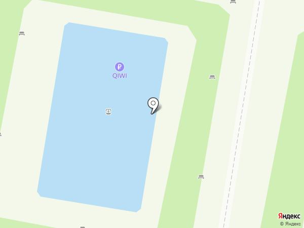 BV на карте Краснодара