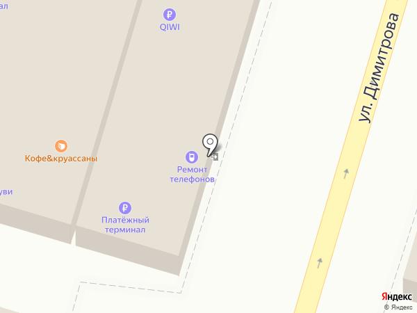 Simple на карте Краснодара
