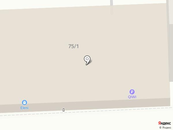 Eleni на карте Краснодара