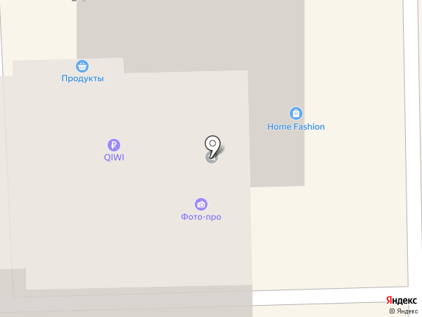 Эфир на карте Краснодара