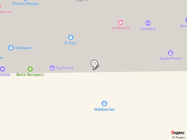 Суши like на карте Краснодара