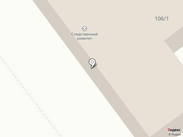 Следственный отдел г. Семилуки на карте Семилуков
