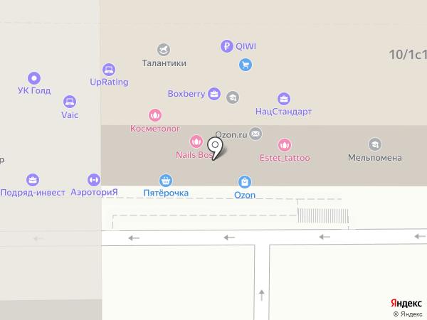 KRDElectric на карте Краснодара