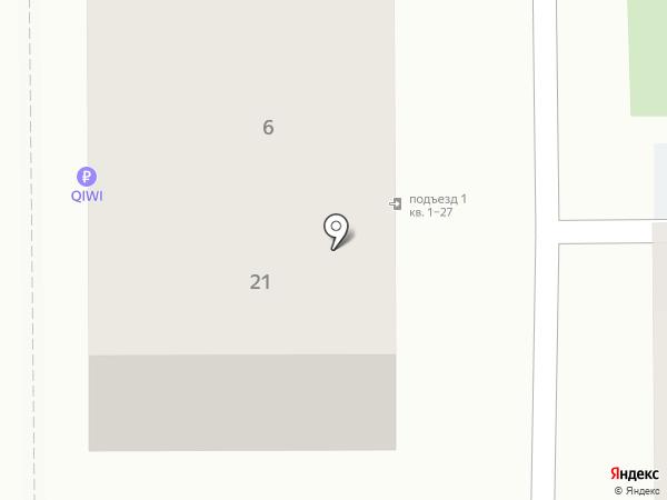 Продуктовый магазин на карте Российского