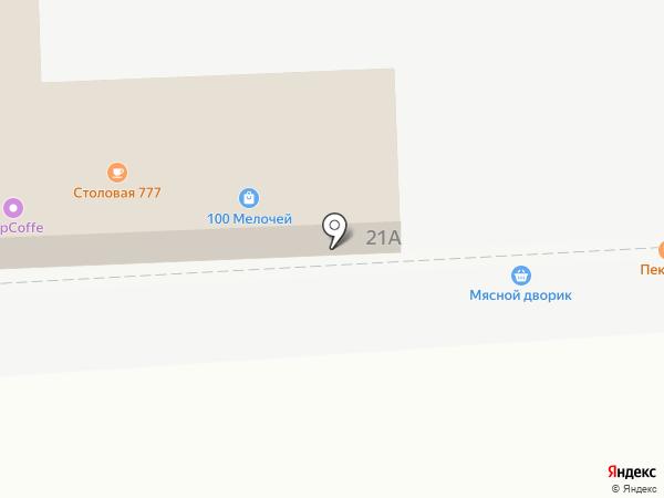 Виват на карте Российского