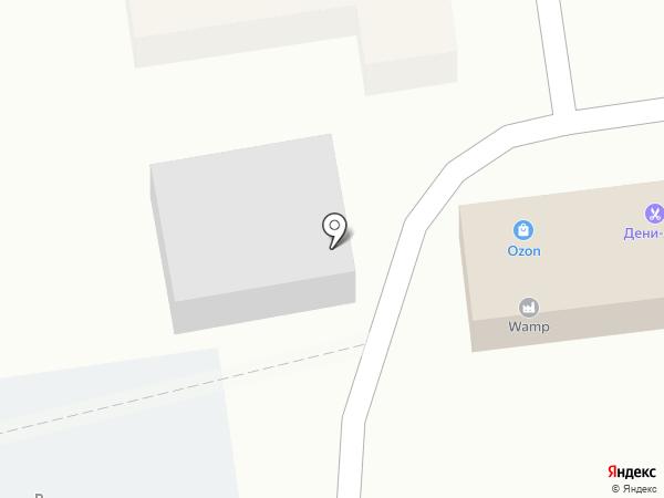 Дени-Арт на карте Краснодара