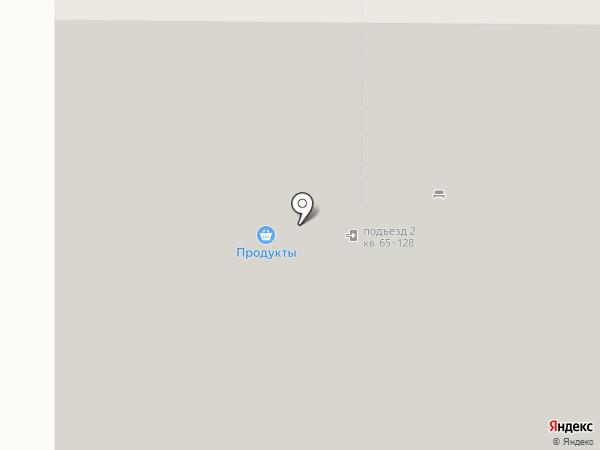 Магазин детской одежды на карте Краснодара