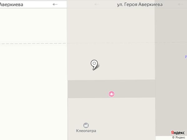 Elle на карте Краснодара