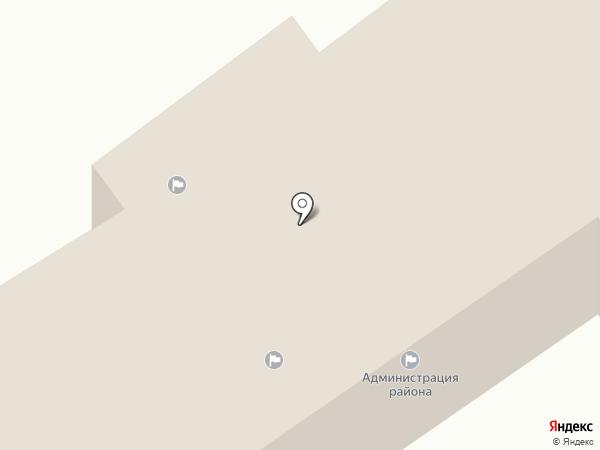 Администрация Семилукского муниципального района на карте Семилуков
