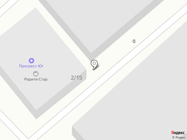 Golem на карте Краснодара