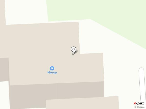 Завод Металлопрофиль на карте Семилуков