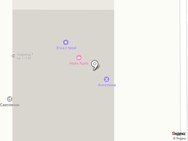SM на карте Краснодара