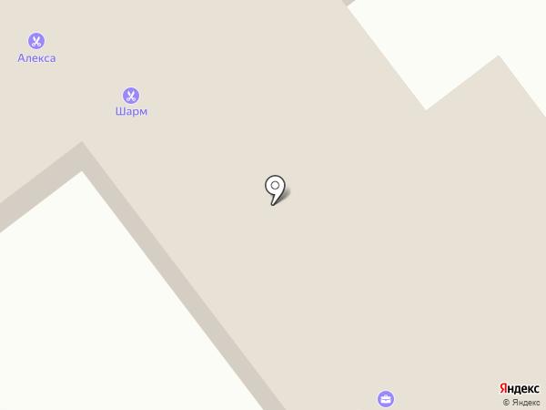 Ким мебель на карте Семилуков