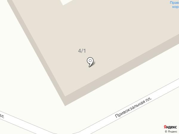 Правильный цыпленок на карте Семилуков