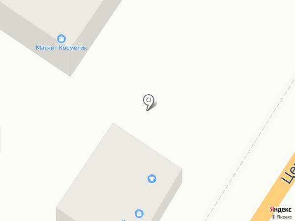 Пенная лавка на карте Агоя