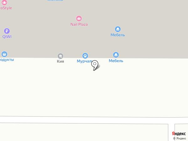 АЛСО на карте Краснодара