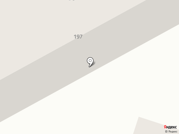 Верона на карте Краснодара