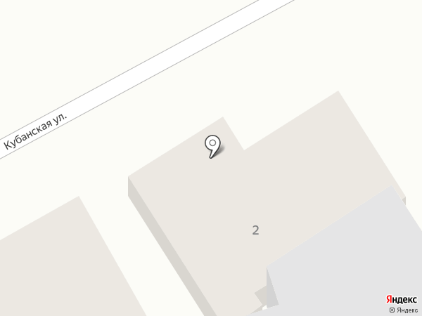 Риц Саддат на карте Краснодара