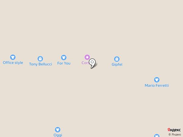 Boodoo на карте Краснодара