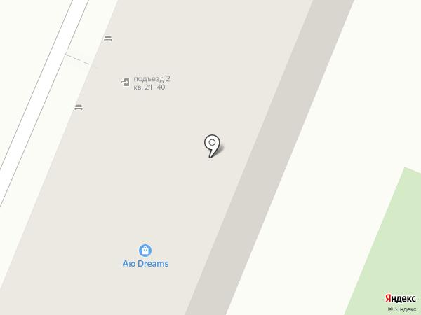 Гараж-Юг на карте Краснодара