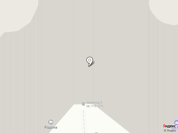 Хорошая на карте Краснодара