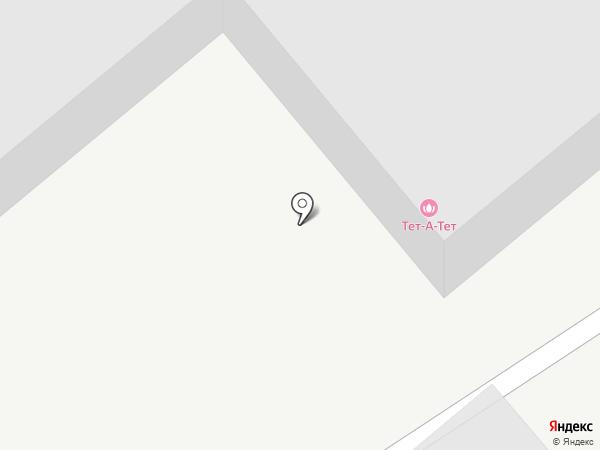 Тэффи на карте Краснодара