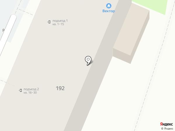 Безопасник на карте Краснодара