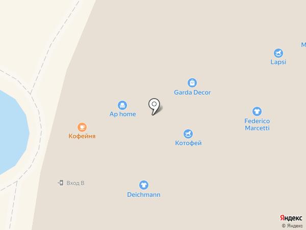 Liberty home на карте Краснодара