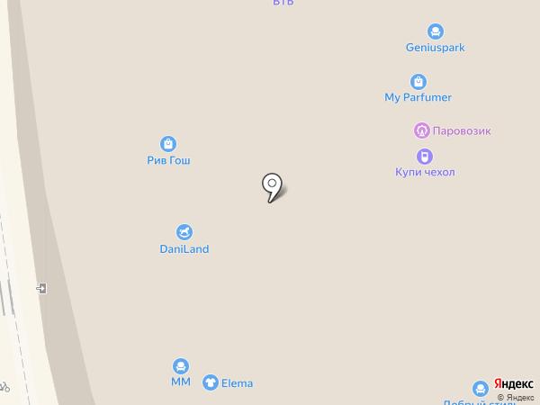 FABIO PAOLONI на карте Краснодара