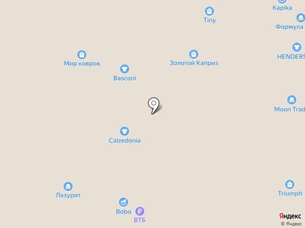 Фабрика стульев на карте Краснодара