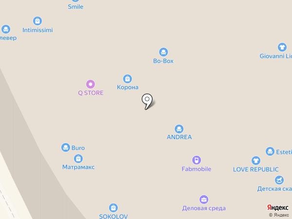 ЯСR modus vivendi на карте Краснодара