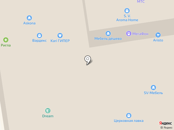 Градиент Плюс на карте Краснодара