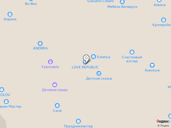ATAMYS на карте Краснодара