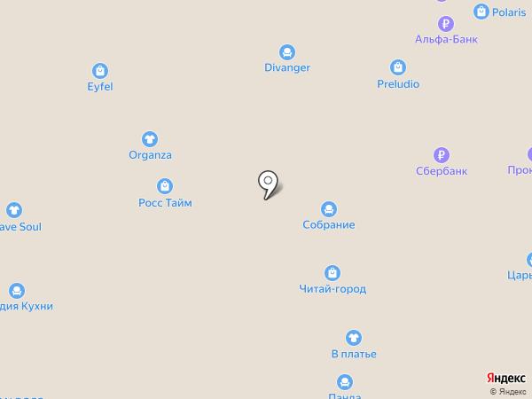 AMELLA на карте Краснодара