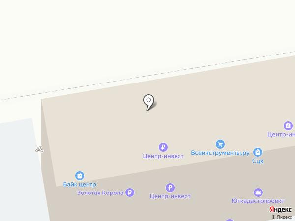 IP-Realt на карте Краснодара