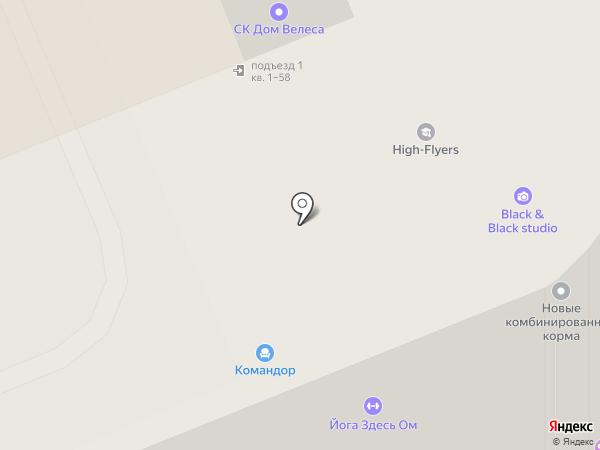 Краснодарагропромпроект на карте Краснодара