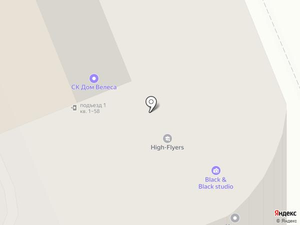 Дом Всем на карте Краснодара