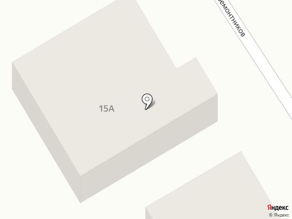Крошка на карте Туапсе