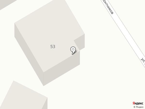 Служба заказа пассажирского легкового транспорта на карте Туапсе