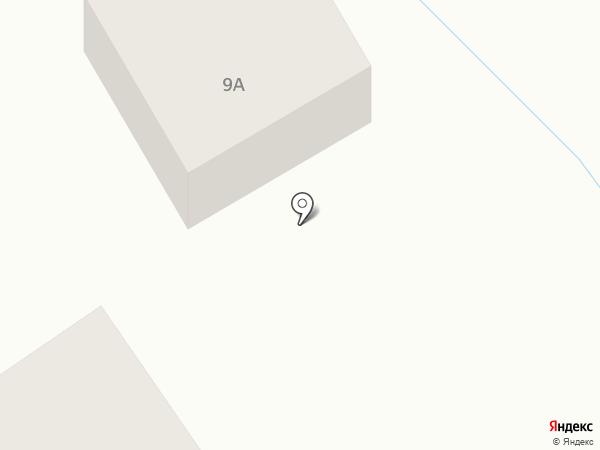 Автокомплекс на карте Туапсе